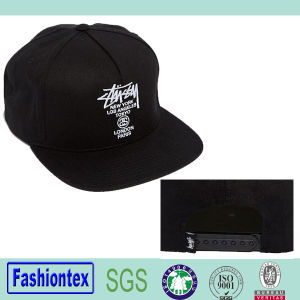 100% Cotton Custom Embroidered Cap Hip Hop Caps American Baseball Caps pictures & photos
