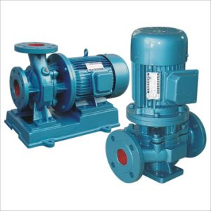 End Suction Pump, Horizontal Centrifugal Pump, Single Stage End Suction Pump, Direct Coupling Pump pictures & photos