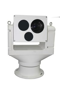 Triple Thermal Imagers Heavy Duty PTZ HD 1080P@30fps Camera with Laser pictures & photos