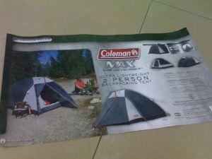 Tent Label