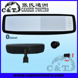 Car Rearview System, Backup System, Flush Mount Camera Reversing System (RVS430BM)