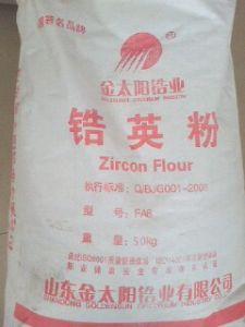 Zircon Flour (325~350mesh)
