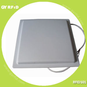 Uhg Gen2 RFID Long Range Reader with 12dB UHF Antenna for Parking Sytem, Inventory Tracking Systems (RFID102) pictures & photos