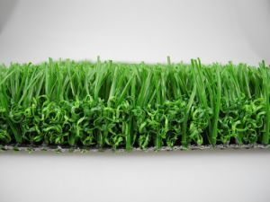 Non Infill Grass, Recyclable Football Artificial Grass (V30-R) pictures & photos