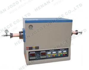 Dual Zone Split Tube Furnace with Vacuum Flanges & Alumina Tube pictures & photos