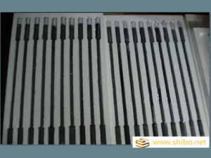 We Are a Leading Manufacturer of Dumbell Type Sic Heater pictures & photos
