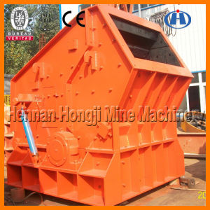 Basalt Impact Crusher in Aggregate Plant