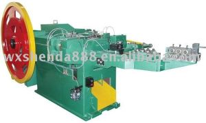 Wide Usage Full Automatic Steel Nail Making Machine pictures & photos