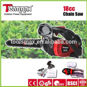 Mini Chain Saw Wood Log Cutting Machine pictures & photos