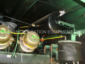 Fuel Tanker Semi-Trailer Tri-Axle (46000 LITER) pictures & photos