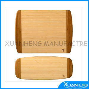 Wholesale Bamboo Stripe Cutting Board pictures & photos