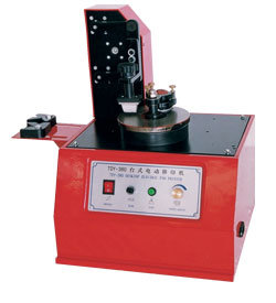 Electrical Pad Printer (Round Plate Type Electrical Pad Printer)