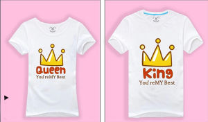 Related Keywords & Suggestions for Couple T Shirt Design White