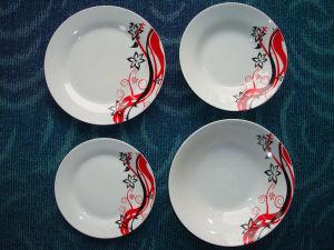 19PCS Dinnerware Set - Porcelain (SET10045)