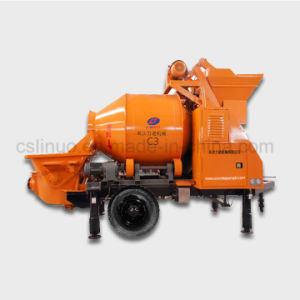 Concrete Equipment C3 Concrete Mixer Pump