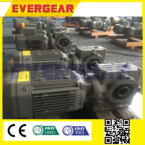 Mtn/ S Series Helical Worm Gear Motor pictures & photos