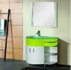PVC Bathroom Cabinet (MY-010P)