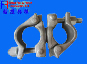 48.3mm Scaffold Forged Swivel Scaffolding Coupler (FF-0006) pictures & photos