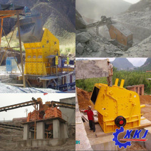 China Wholesale High Efficiency Cement Impact Crusher pictures & photos