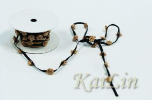 Handmade Ribbon Rose (KLR-0022)