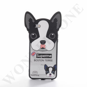 3D Cartoon Dog for Mobile Phone PC+TPU+Silicone Case pictures & photos