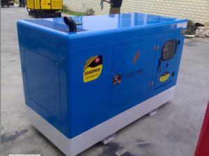 Soundproof Diesel Generator Set