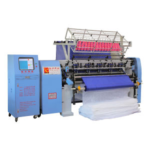 High Quality Comforter Quilting Machine Multi Needle Quilting Machine pictures & photos