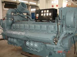 Mtu 16V396tb83 1740kw Zf Gearbox 1201sw pictures & photos