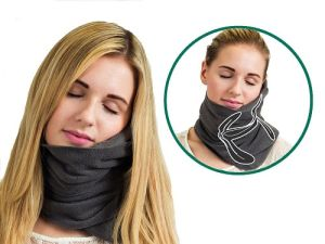 Travel Neck Pillow, Medically Certified to Hold Your Head pictures & photos