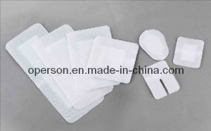 Surgical Medical Adhesive PU Wound Dressing (OS3001) pictures & photos