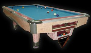 9 Ball Billiard Table (JS401)