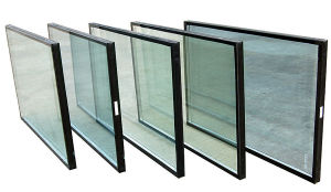 3-19mm Hard / Soft Low- E Insulated Glass / Building Glass pictures & photos