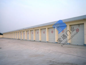 Overhead Sectional Door (H002)