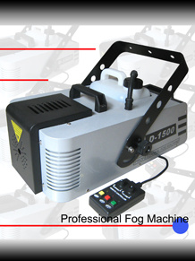 Professional Fog Machine (D-1500)