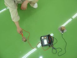 Epoxy Base Self-Leveling Floor Paint pictures & photos