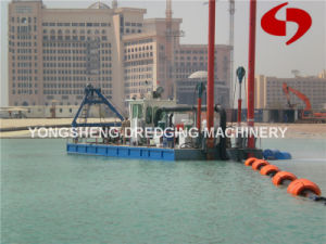 Suction Dredging Machine with Discharge Distance 800m (CSD 150) pictures & photos