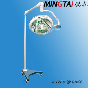 Mobile Surgical Light Zf 500 (high grade model) pictures & photos