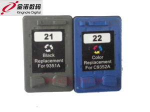 Ink Cartridge for HP (21/22)