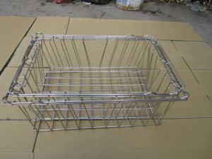 SUS304 Stainless Steel Wire Basket pictures & photos