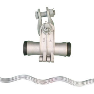 Fiber Optic Cable Suspension Clamp Set for ADSS