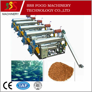 Ce Small Fish Meal Food Making Waste Processing Pallet Machine pictures & photos
