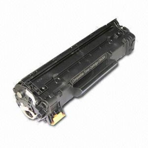 Laser Toner Cartridge, Compatible with HP Cb435a/35a