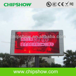 Chipshow P16 Outdoor Full Color LED Display Panel pictures & photos