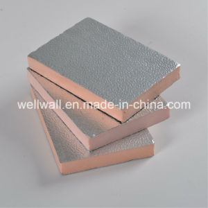 HVAC System Phenolic Foam Insulation Board Cooler Insulation Material