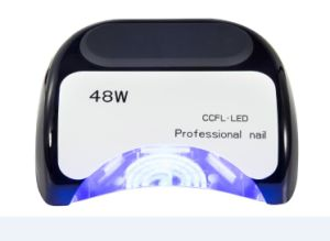 48watts Black LED Nail Lamp pictures & photos