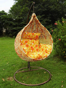 Rattan Furniture Hanging Swing Chair (FH-004)