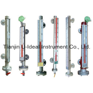 Bi-Color Magnetic Float Level Indicator -Level Gauge-Water Level Meter pictures & photos