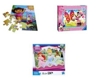 Funny Cartoon Plastic 3D Puzzle pictures & photos