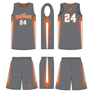 Women Sublimation Basketball Jersey Uniform for Basketball Teams pictures & photos