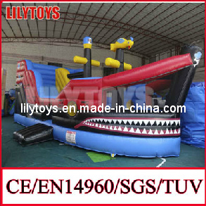 Inflatable Pirate Ship Combo/Inflatable Funcity pictures & photos